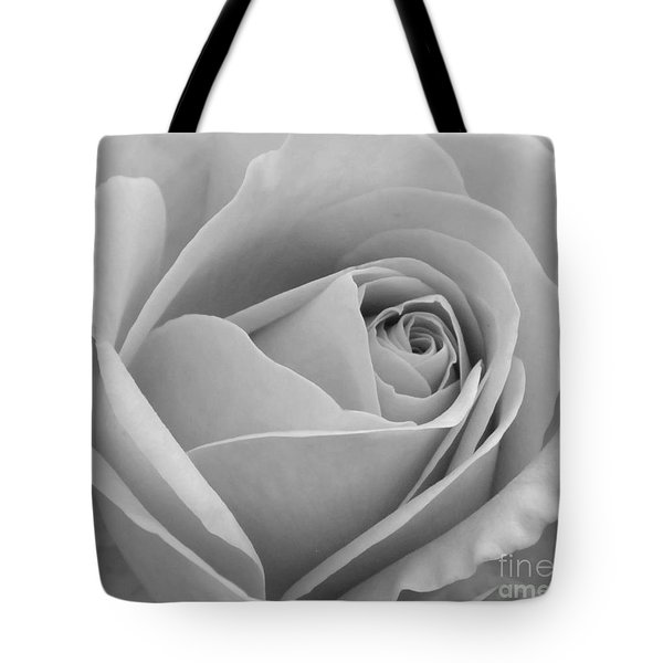 Study In Black And White Tote Bag by Cindy Manero