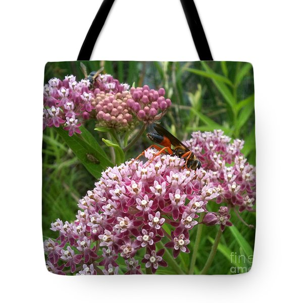 Sublimely Unaware Tote Bag by Trish Hale