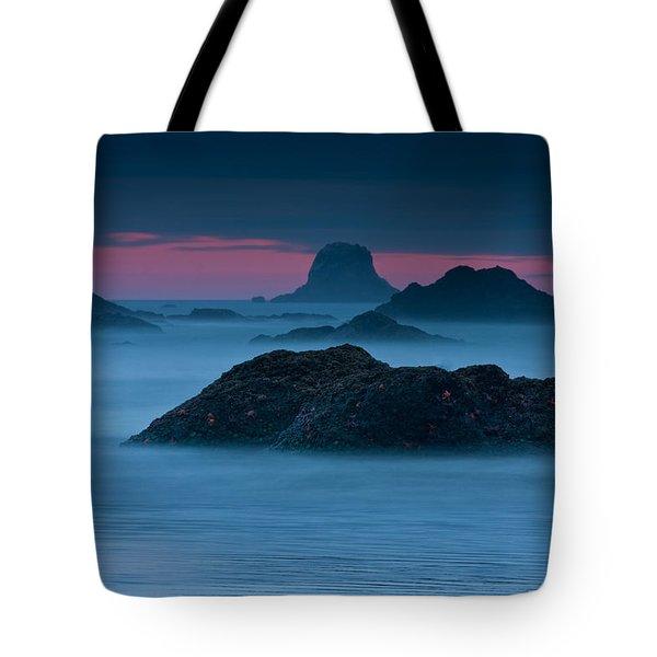 Subtle Bliss Tote Bag by Mark Kiver