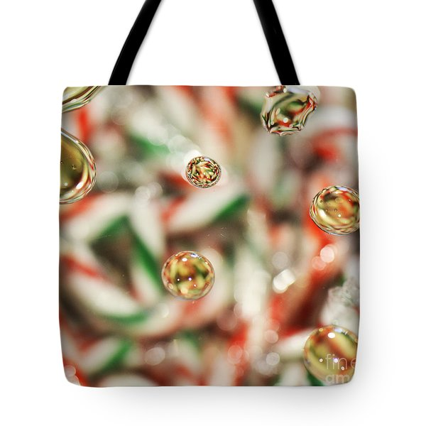 Sugar On Canes Tote Bag