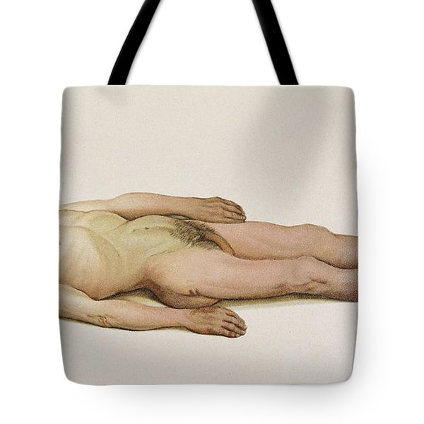 Suicide By Hanging, 1898 Tote Bag by Science Source