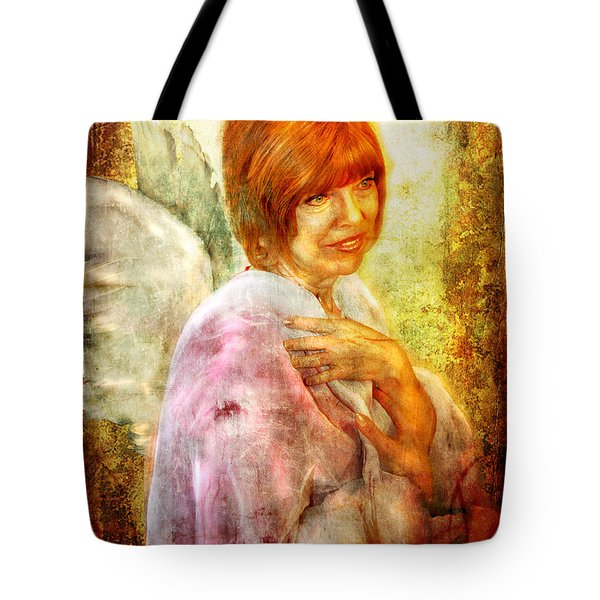 Sullivan. Angel Tote Bag