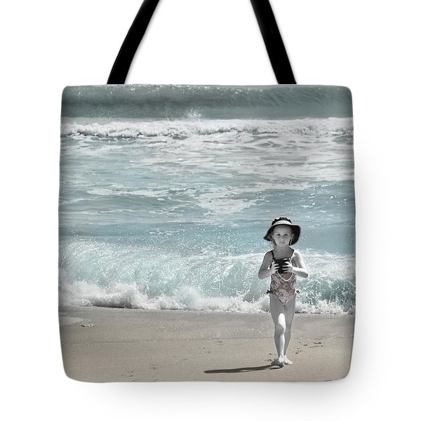 Summer Bliss Tote Bag by Michelle Wiarda