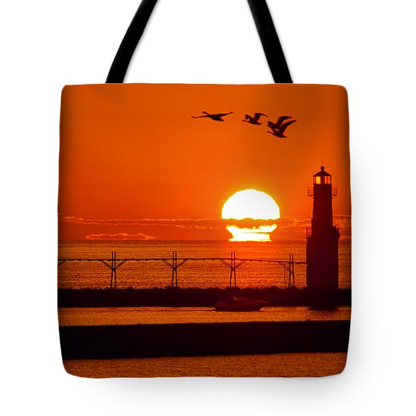 Summer Escape Tote Bag