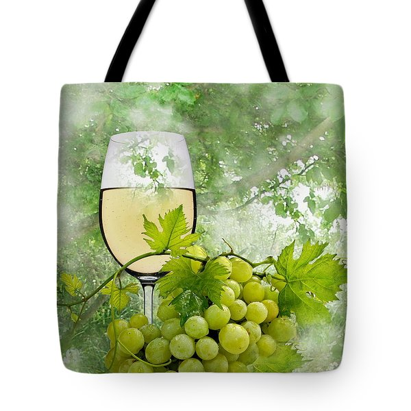 Summer Evening Tote Bag by Manfred Lutzius