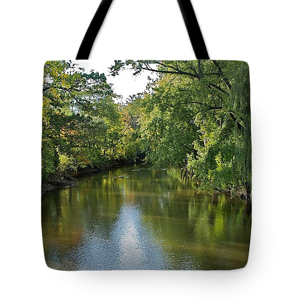 Tote Bag featuring the photograph Summer Light by Joseph Yarbrough