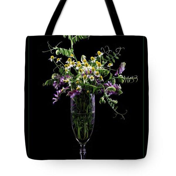 Summer Memories Tote Bag by Ivelina G