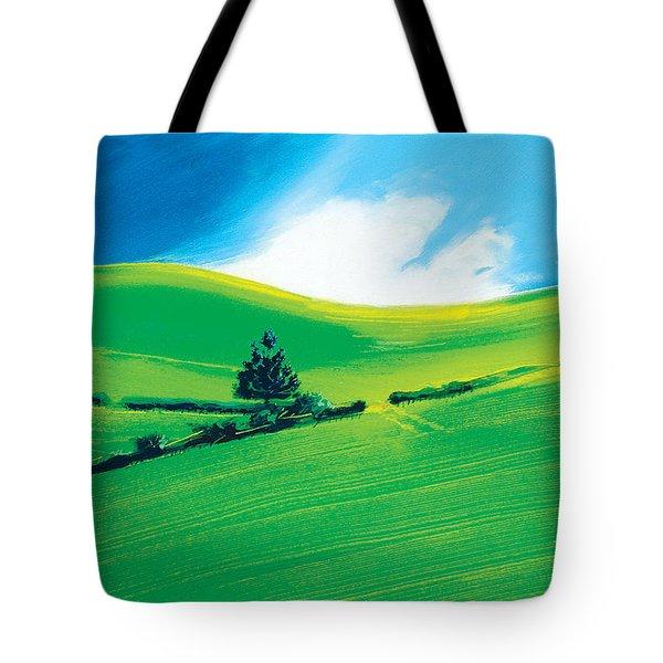 Summer Tote Bag by Neil McBride