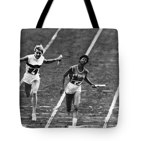 Summer Olympics, 1960 Tote Bag by Granger
