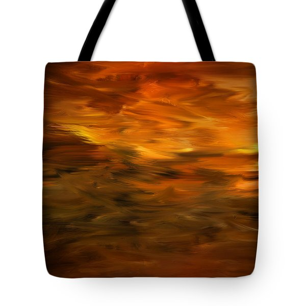 Summer's Hymns Tote Bag by Lourry Legarde