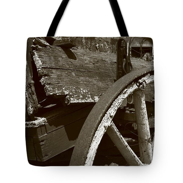 Sun-baked Tote Bag