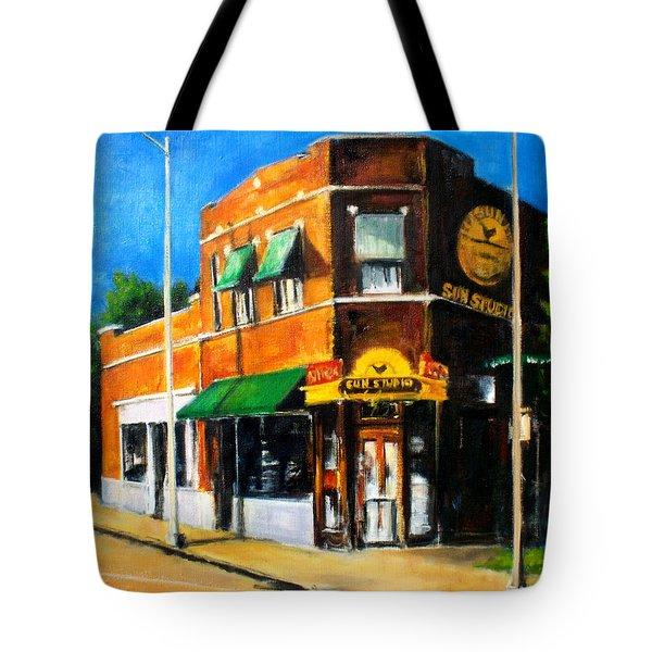 Sun Studio - Day Tote Bag