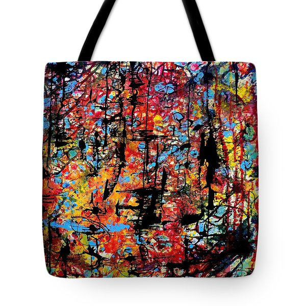 Sun Time Tote Bag