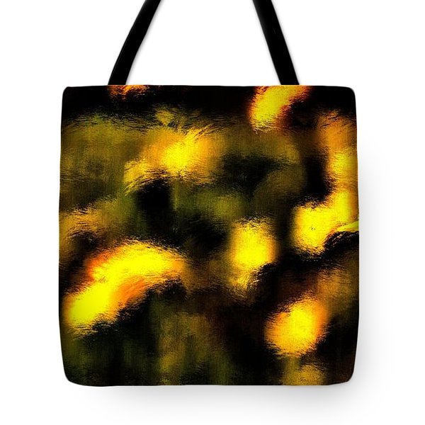 Sun Worshiper Tote Bag by Terence Morrissey
