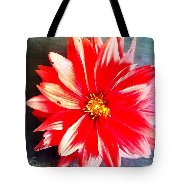 Sunburst Tote Bag by Janice Spivey