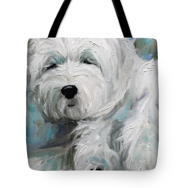 Sunday Afternoon Tote Bag by Mary Sparrow
