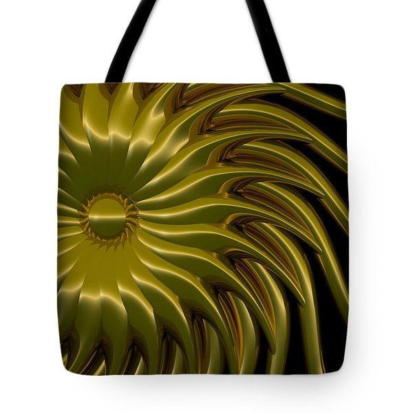 Sunflower Tote Bag by Richard Rizzo