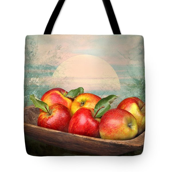 Sunlight Tote Bag by Manfred Lutzius