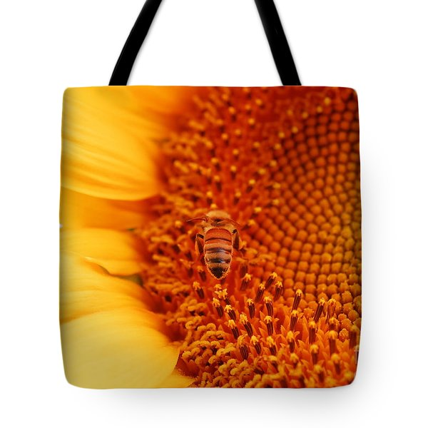 Sunny Day Tote Bag by Laurianna Taylor