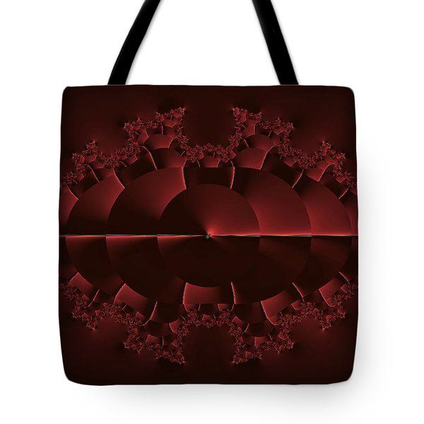 Sunrise At Red Lake - Otherworld Tote Bag by Mother Nature