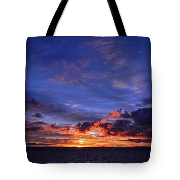 Sunrise Over Western Australia I I I Tote Bag by Kirsten Giving