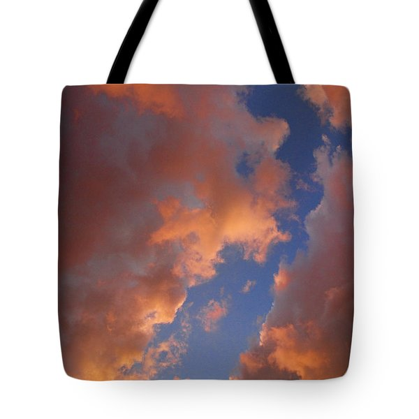 Sunset Cloudscape 1035 Tote Bag by James BO  Insogna