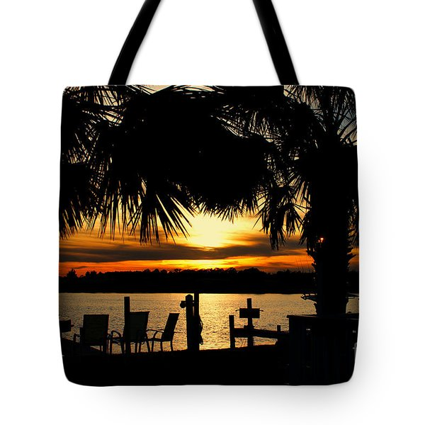 Sunset Memories Tote Bag by Benanne Stiens