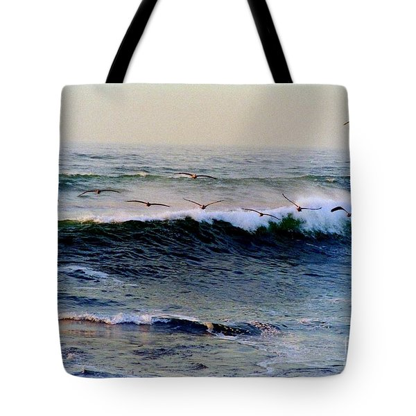 Sunset Watch  Tote Bag by Kathy Bassett