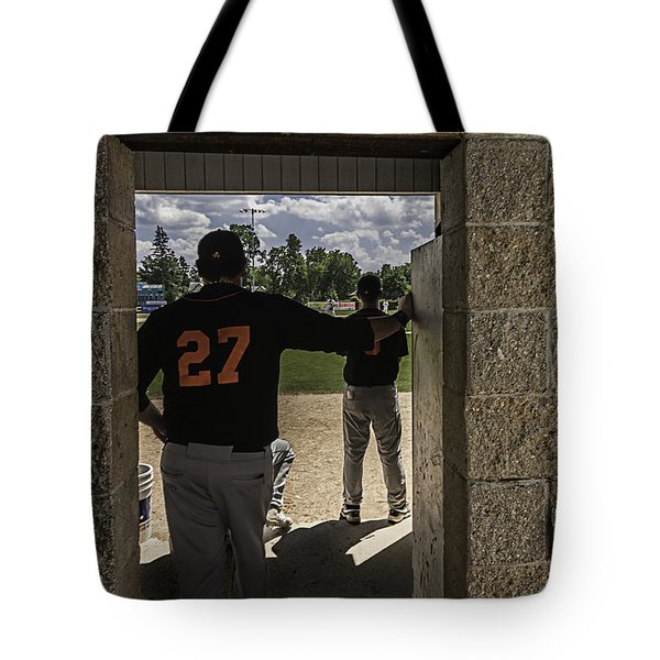 Tote Bag featuring the photograph Sunshine And Moondogs by Tom Gort