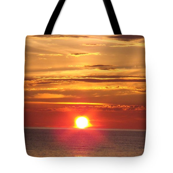 Superior Setting Tote Bag
