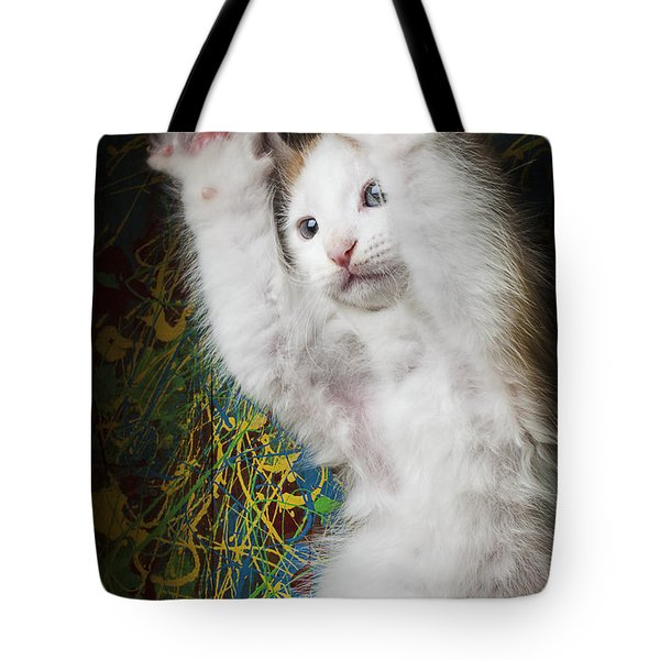 Surprise Tote Bag by Garry Gay