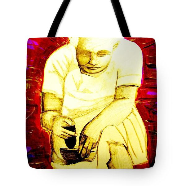 Suruhana Tote Bag