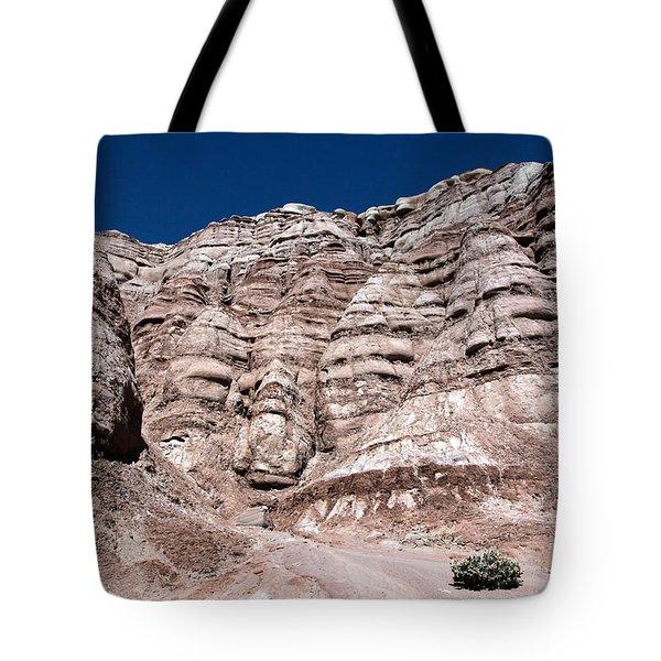 Survival In The Wilderness Tote Bag by Karen Lee Ensley