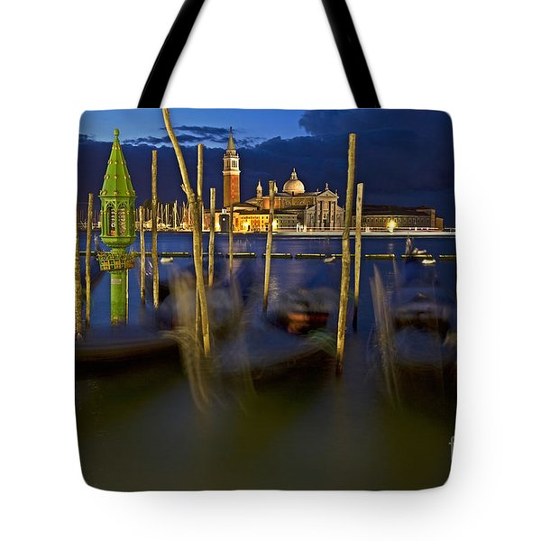 Swaying Gondolas Tote Bag by Heiko Koehrer-Wagner