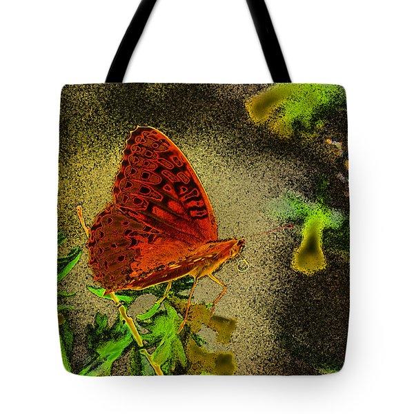 Sweet Afternoon Breeze Tote Bag by Vicki Pelham