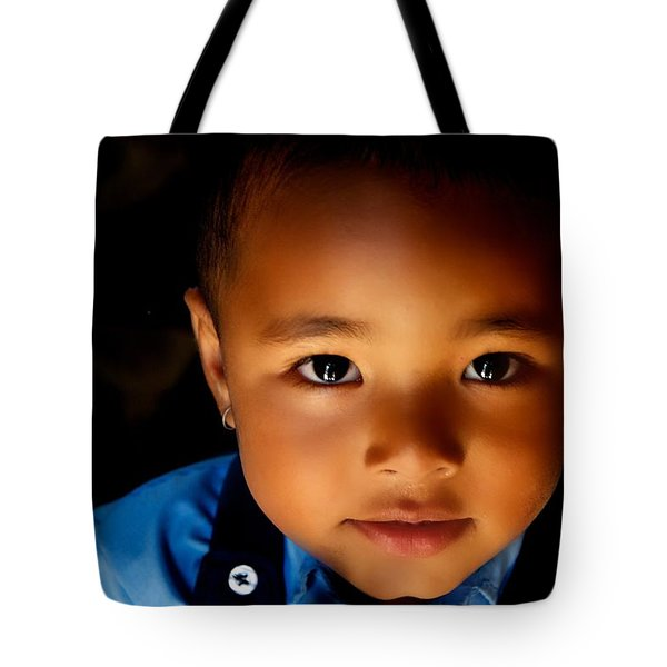 Sweet Baabu Tote Bag
