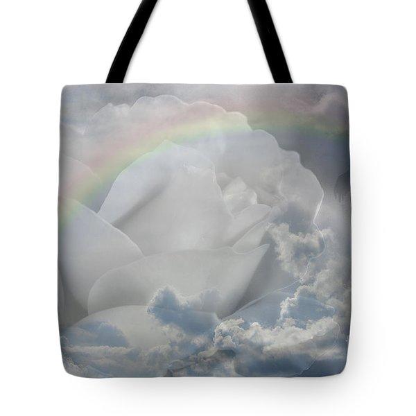 Sweet Dreams Baby Tote Bag by Vicki Pelham