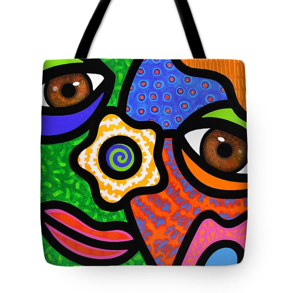 Sweet Escape Tote Bag