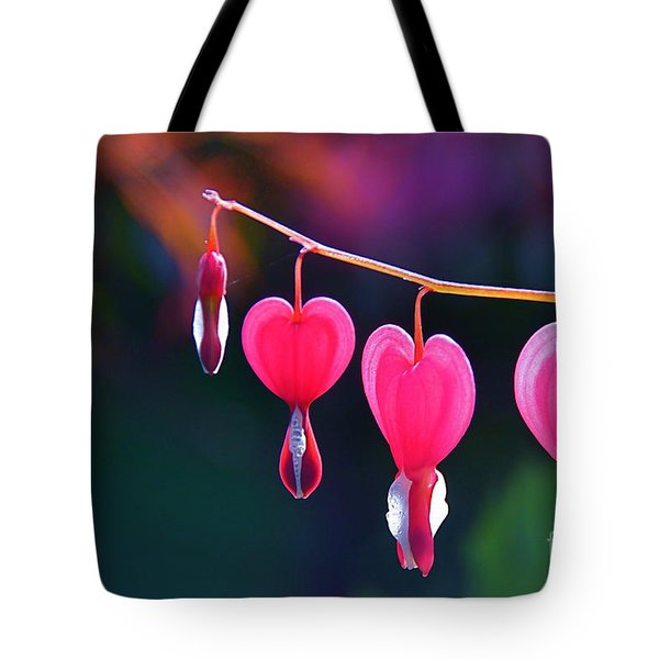 Sweet Hearts Tote Bag