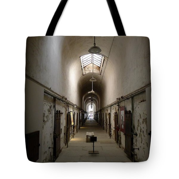 Tote Bag featuring the photograph Sweet Home Penitentiary II by Richard Reeve