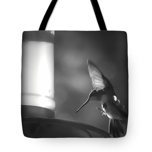 Sweet Light Tote Bag