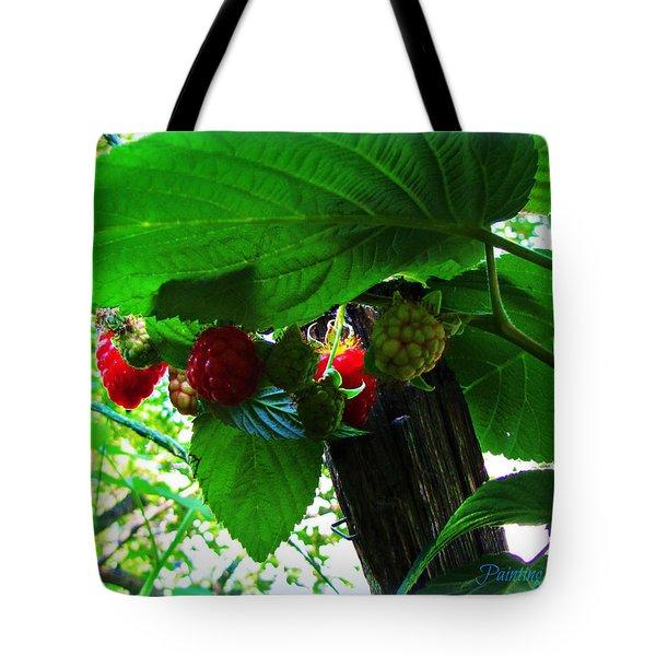 Sweet N Juicy Tote Bag