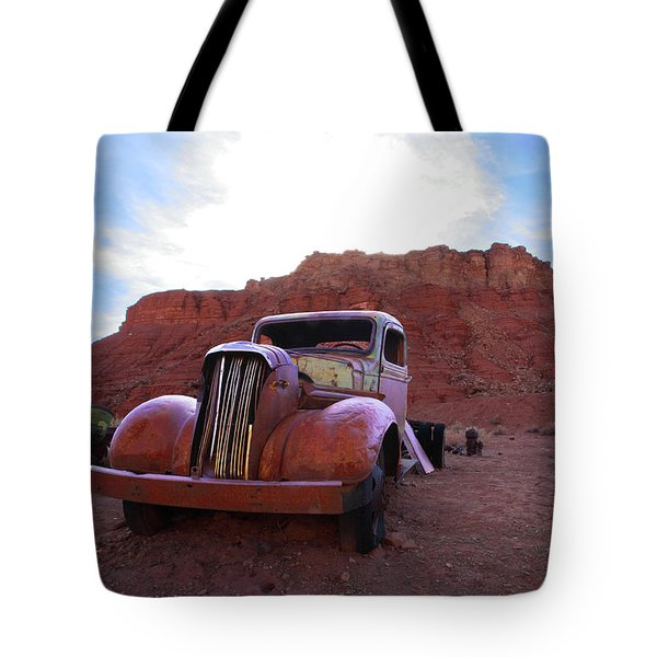 Tote Bag featuring the photograph Sweet Ride by Susan Rovira