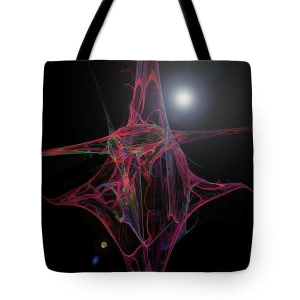 Swirly Tote Bag