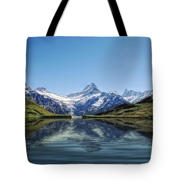 Swiss Primary Rocks Tote Bag by Joachim G Pinkawa