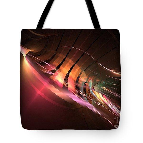 Swordfish Tote Bag by Kim Sy Ok