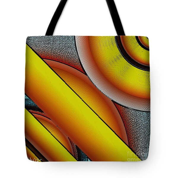 Symmetrica 190 Tote Bag by Nedunseralathan R