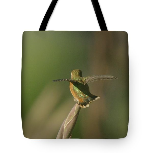 Take Off  Tote Bag by Jeff Swan