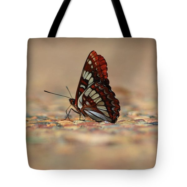 Tote Bag featuring the photograph Taking A Breather by Patrick Witz