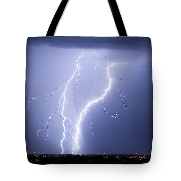 Taking It To The Street Tote Bag by James BO  Insogna
